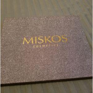 Miskos Cosmetics Glitter Pallet